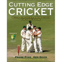 Cutting Edge Cricket By Frank Pyke, Ken Davis