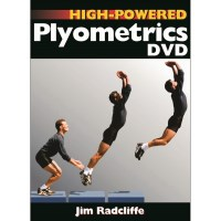 High-Powered Plyometrics DVD By James C. Radcliffe