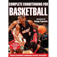 Complete Conditioning For Basketball Book With DVD By NBCCA