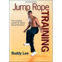 Jump Rope Training 2nd Edition By Buddy Lee