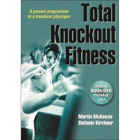 Total Knockout Fitness Book With DVD By Martin Mckenzie And Stefanie Kirchner