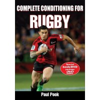 Complete Conditioning For Rugby Book With DVD By Paul Pook