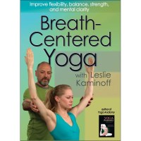 Breath Centred Yoga With Leslie Kaminoff DVD