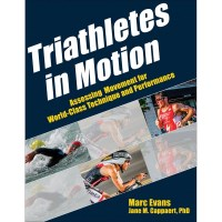 Triathletes In Motion By Marc Evans, Jane Cappaert
