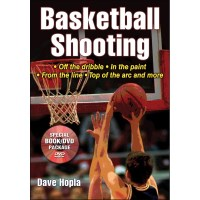Basketball Shooting Book With DVD By Dave Hopla