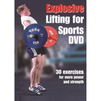 Explosive Lifting For Sports DVD By Harvey Newton