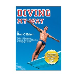 Diving My Way DVD By Ronald O'Brien